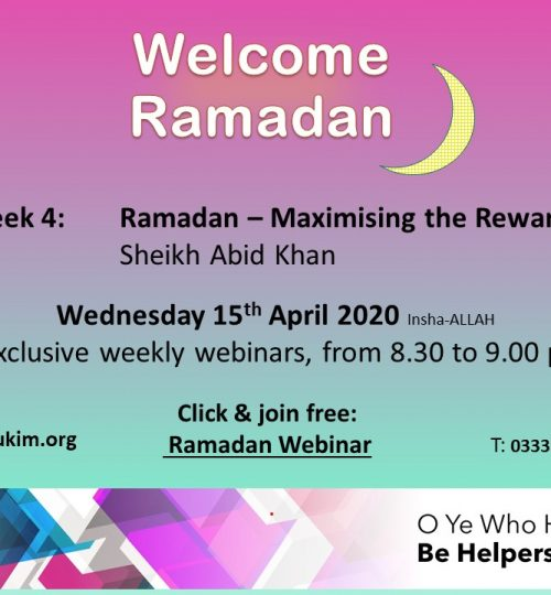 poster - ramadan - week 4